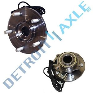 high temperature Pair (2)  Complete Front Wheel Hub and Bearing Assembly – VW Dodge Chrysler