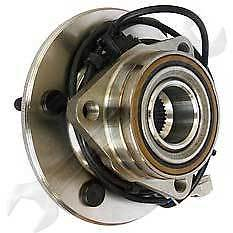 high temperature APDTY 515039 Wheel Hub Bearing Assembly Fits 2000-2001 Dodge Ram 1500 4WD Front
