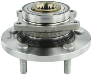high temperature FOR CHRYSLER VOYAGER DODGE CARAVAN 07  FRONT WHEEL AXLE HUB BEARING COMPLETE