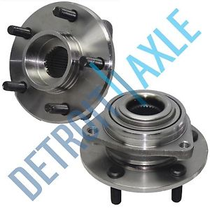 high temperature Pair: 2 New FRONT 300M Concorde Intrepid Vision Wheel Hub and Bearing Assembly