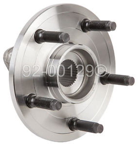 high temperature Dodge Ram 1500 02-06 Brand New Front Wheel Hub Bearing Assembly