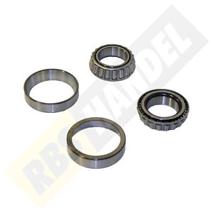 high temperature Differential Carrier Bearing Kit MODELO 30, Izquierda, Derecho Dodge Durango DN