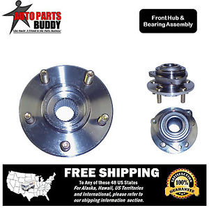 high temperature Front Hub Bearing Assembly Chrysler Dodge Eagle Sedan w/2 Yr Warranty w/Shipping