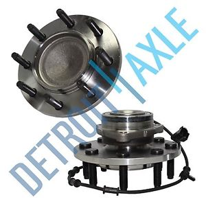 high temperature 2 New FRONT Left & Right Wheel Hub And Bearing Set Ram Truck 2500 3500 W/ABS 2WD