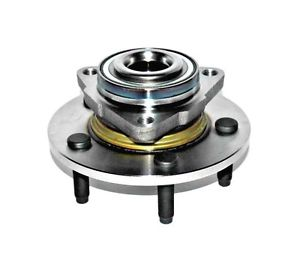 high temperature DODGE PICKUP HUB & BEARING EXC MEGA CAB W/ REAR WHEEL ABS 2002 2003 2004-2008