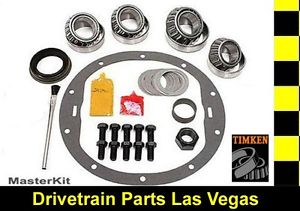 "high temperature Timken Master Bearing Rebuild Overhaul Kit Chrysler Dodge 11.5"" Late Rear End"