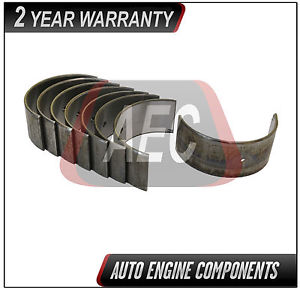 high temperature Rod Bearings Set Fits Chrysler Dodge Sebring Stratus 2.0 2.4 L 4G64  #4 – 4700
