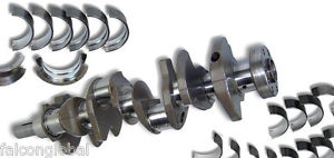 high temperature Dodge/Plymouth/Chrysler/Jeep 318/5.2 Crankshaft/Crank+Bearings Kit 1962-2003