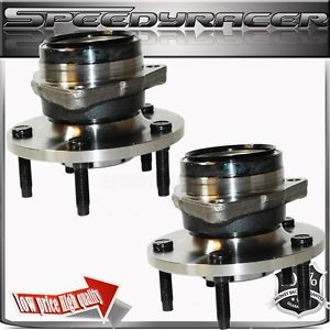 high temperature 2 Pieces 1994-1997 Dodge Ram 1500 Truck 4WD  FRONT WHEEL HUB BEARING ASSEMBLY