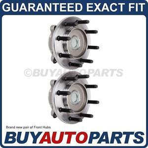 high temperature PAIR  FRONT LEFT & RIGHT WHEEL HUB BEARING ASSEMBLY FOR DODGE RAM TRUCKS