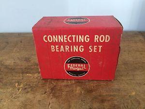high temperature Federal Mogul 9185SB-10,34-59 Dodge Plymouth Connecting Rod Bearing Complete Set