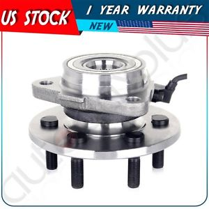 high temperature New front  wheel hub bearing assembly fits 97-04 Dodge W/ABS