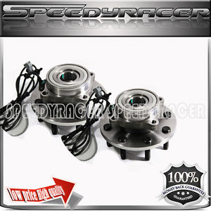 high temperature 2000-2002 Dodge Ram 2500/3500 Truck Front Wheel Bearing & Hub Assembly 1 pair