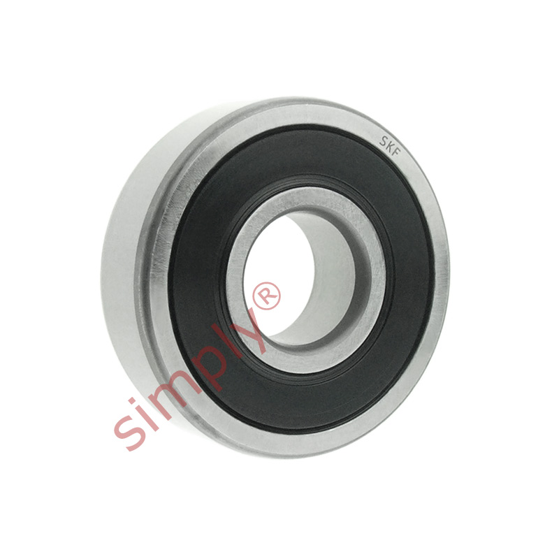 high temperature SKF 6232RS1 Rubber Sealed Deep Groove Ball Bearing 3x10x4mm