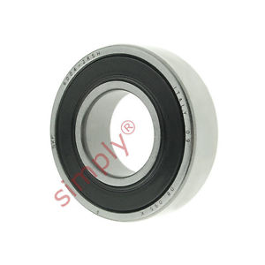 high temperature SKF 60042RSH Rubber Sealed Deep Groove Ball Bearing 20x42x12mm