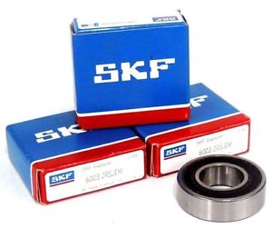 high temperature LOT OF 3 NIB SKF EXPLORER 6003-2RSJEM BALL BEARINGS 60032RSJEM