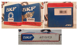 high temperature SKF 6213/C3 Single Row Deep Groove Radial Ball Bearing
