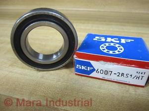 high temperature SKF 6007-2RS1/HT Ball Bearing 60072RS1HT