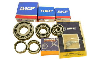 high temperature Bid@DR Vespa Ball Bearing Set Vespa PX 125 – 200 SKF-NRB