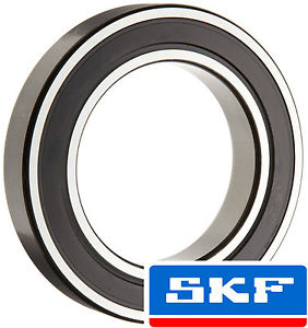 high temperature Genuine SKF Top Quality 6007-2RS1 Deep Groove Ball Bearing with two rubber seals