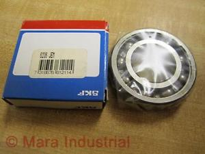high temperature SKF 6206 JEM Ball Bearing (Pack of 6)