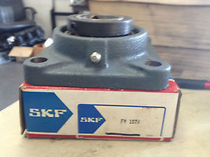 high temperature FY107X SKF New Ball Bearing Flange Unit