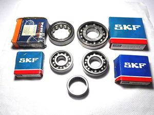 high temperature Bid@UK Vespa Ball Bearing Set Vespa T5,Rally 200 SKF-NRB