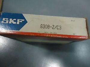 high temperature SKF 6308-Z/C3 BALL BEARING