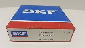 high temperature **** SKF 7308 BECBY ,Angular Contact Ball Bearing