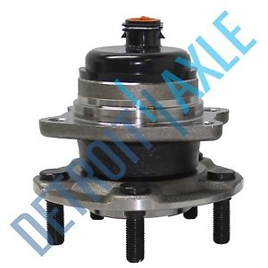 high temperature New REAR Wheel Hub and Bearing Assembly Grand Caravan Town Country Voyager ABS