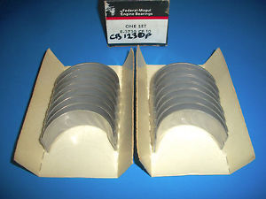 high temperature 8-3730CP-10 FEDERAL MOGUL Rod Bearings 1975-1982 404 446 V8 International Dodge
