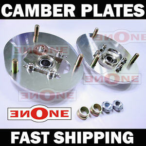 high temperature MK1 PillowBall Bearing Camber Kit Plate Plates Starion Conquest