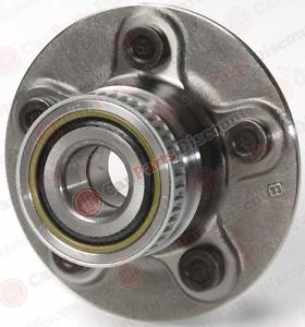 high temperature New Moog Wheel Bearing and Hub Assembly, 512167