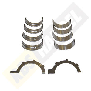 high temperature Crankshaft Main Bearing Set Dodge Durango HB 2004/2009 (3.7 L)