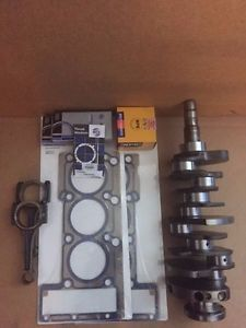 high temperature Dodge 2.7 Crankshaft, Bearings,Rings set, Head Gasket, 2 Rods (Gas Engine Only)