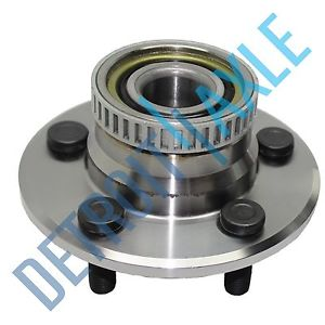high temperature New Rear Complete Wheel Hub and Bearing Assembly 1995-97 Dodge Plymouth Neon ABS