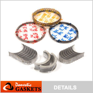 high temperature 95-10 Dodge Jeep Plymouth Chrysler PT Cruiser 2.4L Engine Bearings & Rings Set