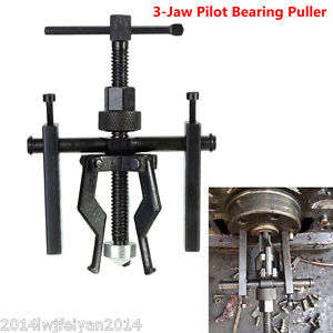 high temperature New 3 Jaw Pilot Bearing Puller Bushing Gear Extractor Installation Removing Tool