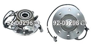 high temperature PAIR Brand New Top Quality Front Wheel Hub Bearing Assembly Dodge Ram 3500