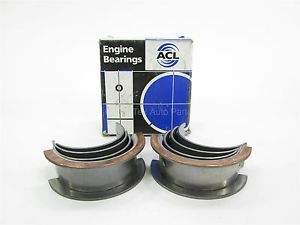 high temperature  ACL Engine Main Bearing Set 4M517AL-STD Chrysler Dodge 198 225 i6 1960-1976