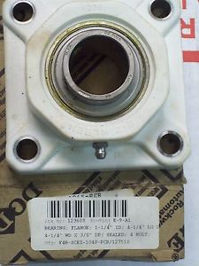 high temperature F4B-SCEZ-104S-PCR, F4BSCEZ104SPCR, FLANGE MOUNT BALL BEARING 4 BOLT DODGE