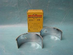 high temperature Dodge Plymouth 218 230 Six Series Deluxe Special Rod Bearing 010 1934-59 USA