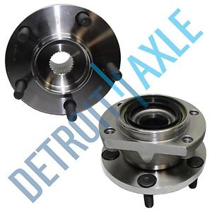 high temperature 2 REAR Grand Caravan Voyager Town & Country Wheel Hub and Bearing Assembly AWD