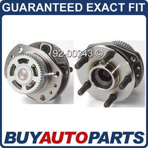 high temperature  PREMIUM QUALITY REAR WHEEL HUB BEARING ASSEMBLY FOR DODGE CHRYSLER PLYMOUTH