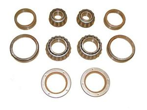 high temperature Front Wheel Bearings & Seals 53 54 Dodge Coronet & Meadowbrook