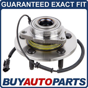 high temperature BRAND  PREMIUM QUALITY FRONT WHEEL HUB BEARING ASSEMBLY FOR DODGE RAM 1500