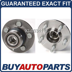 high temperature PAIR  REAR LEFT & RIGHT WHEEL HUB BEARING ASSEMBLY – DODGE CHRYSLER PLYMOUTH