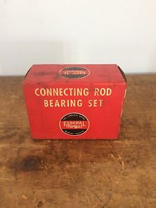 high temperature Federal Mogul 9185SB, 1934-59 Dodge Plymouth Connecting Rod Bearing Complete Set