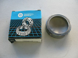 high temperature LOTS OF 3 FEDERAL MOGUL TAPPERED BEARING CUP (#M88010)