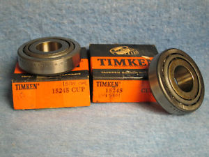 high temperature 1962 63 64 65 66 67 68 69 70 71 72 73 74 Dodge Truck Front Wheel Bearings PR